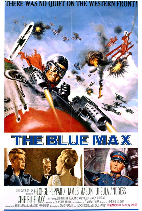 Blue Max-John-Guillermin